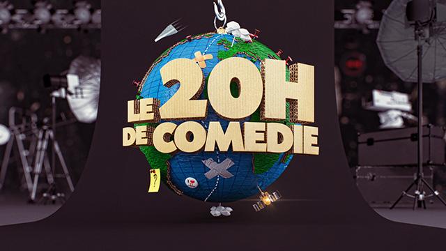 Comédie+ - Le 20h de Comédie