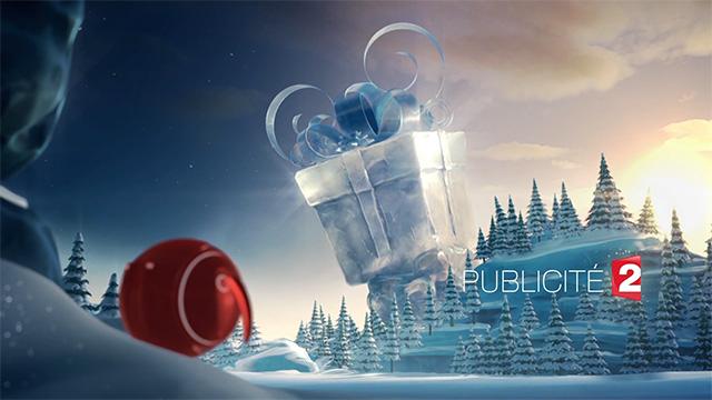 France 2 - Jingles Noël